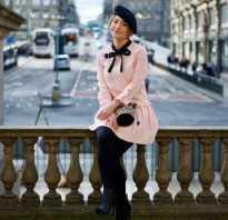Одежда во французском стиле