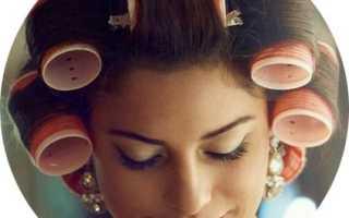 Модные укладки для волос